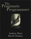 The Pragmatic Programmer: From Journeyman to Master by Andrew Hunt & David Thomas