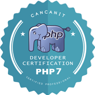 PHP Certification logo