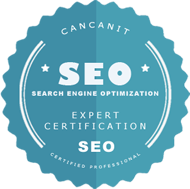 SEO Certification logo