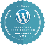 Wordpress Certification logo